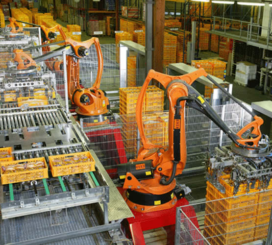 Material Handling Automation